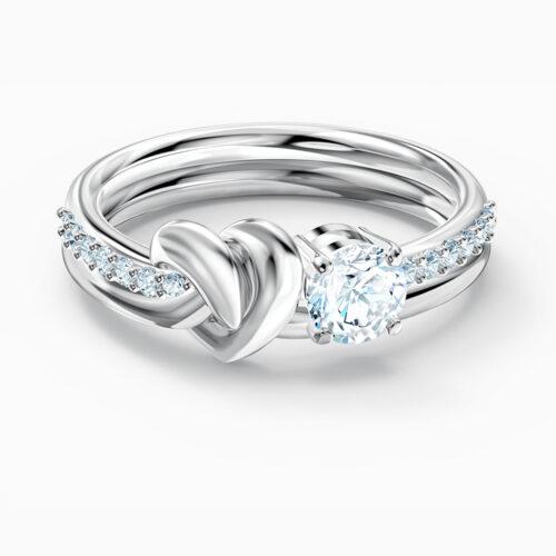 anello-lifelong-heart–bianco–placcato-rodio-swarovski-5517930