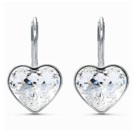 orecchini-bella-heart–bianco–placcato-rodio-swarovski-5515191
